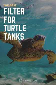 Filter for Turtle Tanks